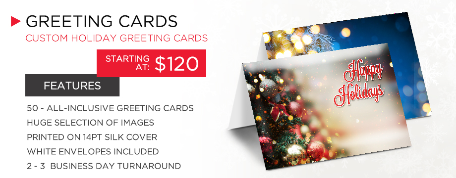Appletree Printing - Custom Holiday Greeting Cards width=